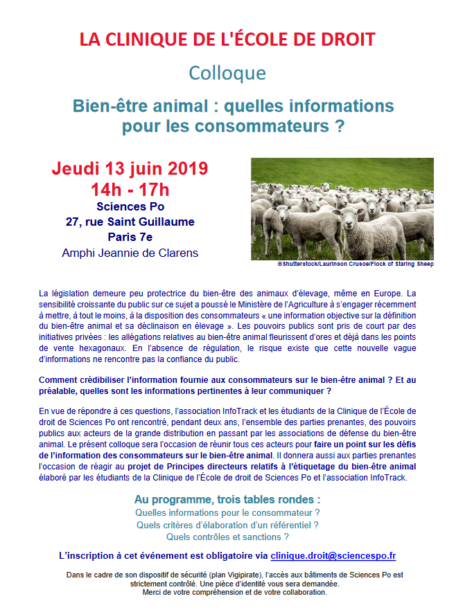 colloque science po AFAAD